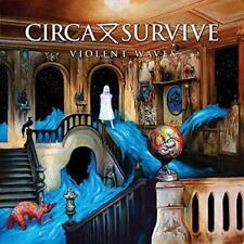 Circa Survive - Violent Waves (NEW CD+DVD)