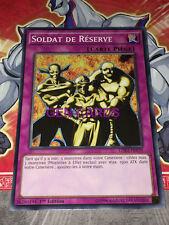 Carte Yu Gi Oh SOLDAT DE RESERVE LDK2-FRY39 x 3
