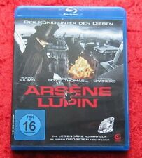 Arsene Lupin Der König unter den Dieben, Blu-Ray, wie Neu