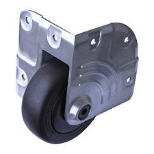"""Penn Elcom DIE-CAST Angolo Di Ricino con Heavy Duty 75mm/2.95"""" di diametro ruota"""