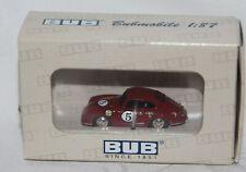 BUB 1:87 Metallmodell -Edition 2008- -05951- Porsche 356 Coupe #5 - Neu