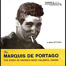 Marquis de Portago - Memorial Tribute [New CD] UK - Import