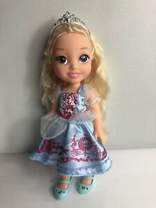 Cinderella - My First Disney Princess Toddler Doll - Royal Reflection Eyes (7)