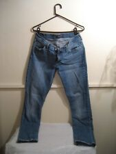 """LEVIS JEANS """"GENUINELY CRAFTED"""" womens size 13 medium"""