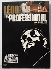 Léon the Professional (Dvd, 2005, 2-Disc Set, Deluxe Edition) Factory Sealed