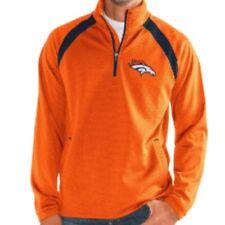 G-III Sports Men s Carl Banks NFL DENVER BRONCOS High Impact Half-Zip Jacket c8078203a