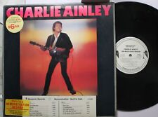 Rock Promo Lp Charlie Ainley Too Much Is Not Enough On Nemperor