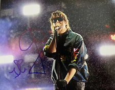JULIAN CASABLANCAS HAND SIGNED 8x10 PHOTO AUTOGRAPH AUTHENTIC THE STROKES SINGER