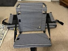 Gci Outdoor Sports Stadium Seatback Seats Lot Of 3 Great Condition