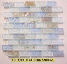 Fliesen,Mosaik,Glas,Glasmosaik,Murano-Handarbeit,5 verschiedene Farben-Abverkauf