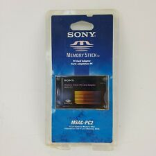 Sony Memory Stick/Pc Card Adapter Msacpc2