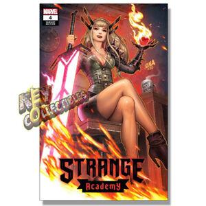 Marvel Strange Academy #4 Nakayama MAGIK variant - NEAR MINT COPIES