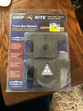 Better Built Grip Rite No-Drill Truck Tool Box Mounting System Part no. 29510402
