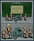 COAG-291 Seaforth Highlanders Maxim Gun and Crew (HBMG) - King and Country