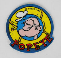 "3/""-6/"" Popeye the sailor man heat transfer iron on character"