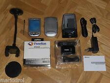 AGENDA ELECTRÓNICA HP H4155 CON WIFI Y BLUETOOTH + GPS + BASE. BUEN ESTADO-(2).