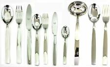 Mepra Cutlery Set Stainless Steel 87 Piece Mediterranean Design Serves 12 New