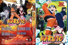 Naruto Movies Collection (11 Movies) with English Dubbed