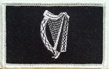 IRELAND Flag Iron-On Patch Irish  MC Biker Emblem Tactical Military #2