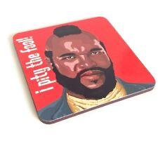 MR T MR TEA L'a-Team P.E. Baracus compatisco la Fool-Coaster