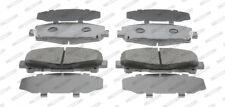 FERODO BRAKE PADS Front For HONDA ACCORD EURO 2010+ - 2.4L 4CYL - FDB4270