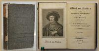 Wagenseil Ulrich von Hutten nach seinem Leben 1823 Belletristik Lebenswerk sf