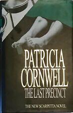The Last Precinct by Patricia Cornwell (Hardback, 2000) First Ed. FREE Postage.