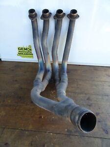 Suzuki GSXR1000 K3 K4 Titanium Exhaust Headers Downpipes