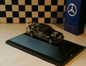Oferta =  1:87 Mercedes Sport Rally DTM