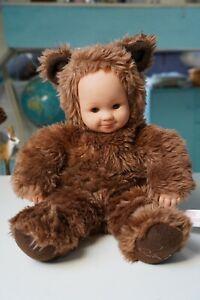 Peluche/poupée ANNE GEDDES 30 cm env.