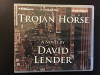 Trojan Horse by David Lender (2012, CD, Unabridged)