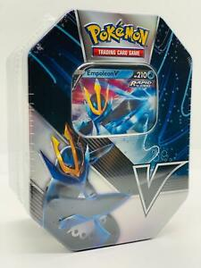 Pokemon!! Impoleon / Empoleon Frühling 2021 Tin Box! SWSH! Neu&OVP! EN!