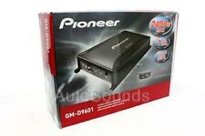 NEW Pioneer GM Digital Series GM-D9601 2400 Watt Monoblock Class D Car Amplifier