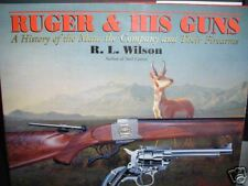 Ruger gun rifle pistol by RL Wilson NEW book 1st edition BRAND NEW CHEAP