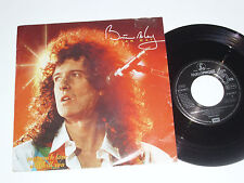"BRIAN MAY Too much love will kill you - 1992 GERMANY 7"" Single - Queen"
