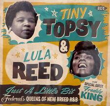 TINY TOPSY & LULA REED - 26 Tracks - Ltd. Edition, ACE