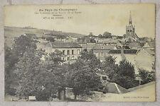 """CPA """" AY et ses coteaux - Les Vignobles de la Vallée de la Marne"""