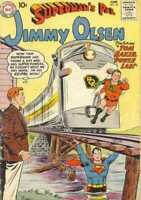 Superman's Pal Jimmy Olsen (1954 series) #45 in F minus cond. DC comics [*fl]