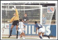 Lesotho 1994 Football/World Cup, USA/WC/Soccer/Sport/Games/Players 1v m/s b1295