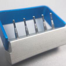 1 Box Dental High Speed Tungsten Steel SBT Crown Cutting Drills/Burs FG-1957