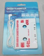 3.5mm Universal Car Audio Cassette Adapter for Cd,Mp3, Smartphones