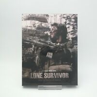 Lone Survivor - Blu-ray Full Slip Case Limited Edition (2014) / NOVA