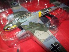 Altaya 1/72 Avion Messerschmitt Bf 110 E-1 (Luftwaffe). TRES RARE.