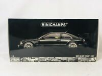 Mini Champs 1/18 BMW M3 GTR Street 2001 Black E46 GTR