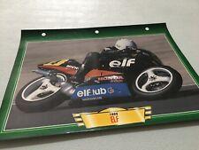 048 Honda 1000 ELF 1983 Fiche collection ATLAS motos de légende