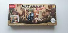 Fire Emblem Echoes Nintendo shop display box advertising