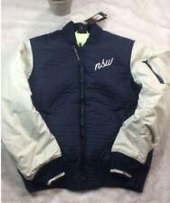 Nike Mens Sportswear NSW Synth Fill Bomber Obsidian Jacket 928917-452 $250 Large