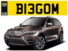 B13 GOM 786 WIFE BEGUM MS BEGUMS BEGM SINGH SINGHS ASIAN NUMBER PLATE CAR REG✔️✔