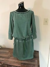 The North Face Womens MEDIUM Marlowe Dress Myrtle Green - NWT $70