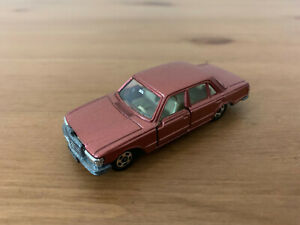 Tomica F7 Mercedes Benz 450SEL Made In Japan With Box